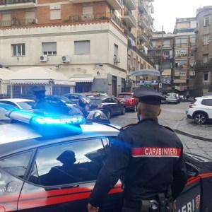 Grumo Nevano, emergenza criminalità. Non si fermano all'alt e scappano. Arrestati due malviventi in piazza