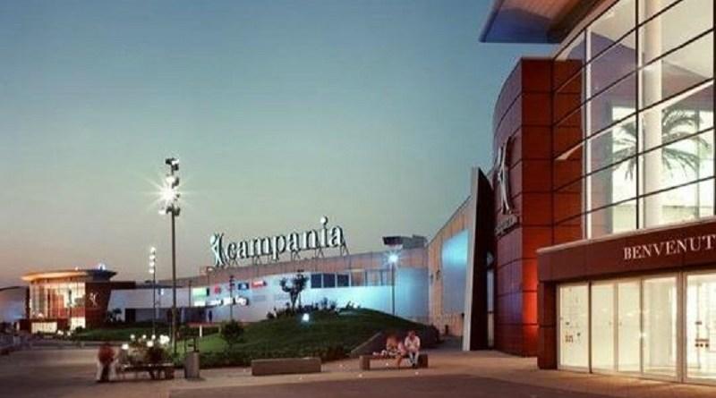 Furti d\'auto nel parcheggio del centro commerciale Campania di ...