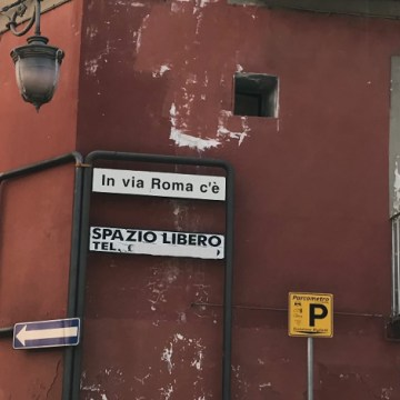 Grumo Nevano, in Via Roma c'è…spazio libero. Alle prossime elezioni riprendiamoci la città