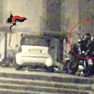 Napoli, spara all'impazzata in via Chiatamone. Arrestato autore della stesa