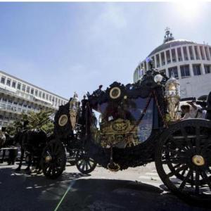 Calvizzano, interdittiva antimafia per la Eredi Cesarano s.r.l.. L'agenzia funebre che organizzò i funerali di Vittorio Casamonica