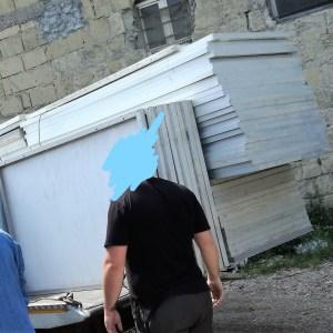 Sant'Antimo, abusi edilizi e ricettazione. Sequestrata un'area di 700 metri quadrati. Denunciate tre persone