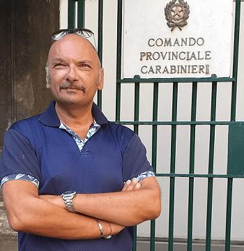 Napoli, premio Paolo Borsellino al Presidente Gpg Giuseppe Alviti