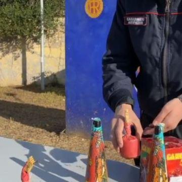 Non rovinarti la festa. Campagna di prevenzione dell'Arma dei Carabinieri contro i botti illegali. Guarda il video