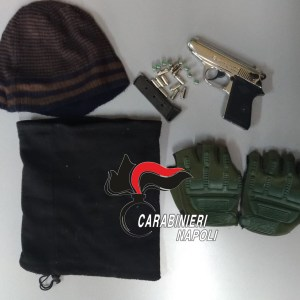 Pozzuoli, sventata rapina ad una farmacia. Carabinieri arrestano un 35 enne