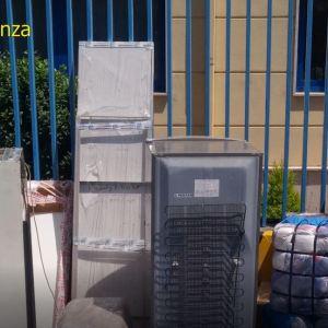 Traffico di rifiuti pericolosi con l'Africa; sequestro record nel porto di Napoli