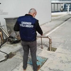 Sequestrata la IDAV di Striano. Scaricava acque reflue direttamente nel Sarno