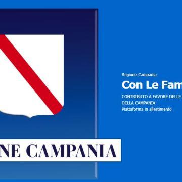 Coronavirus, 500 Euro alle famiglie della Campania per il sostegno socio educativo dei figli. Pubblicato il decreto