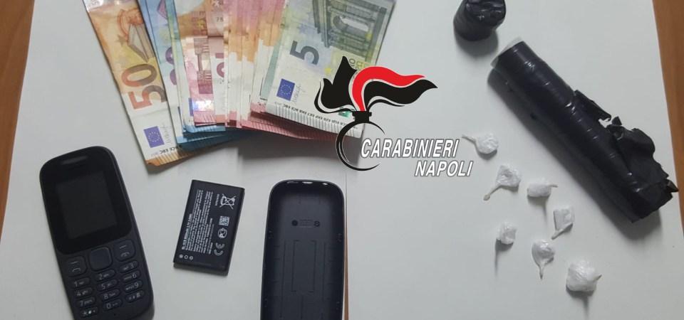 Alto impatto dei Carabinieri a Caivano e Casavatore. 100 persone controllate e due arresti