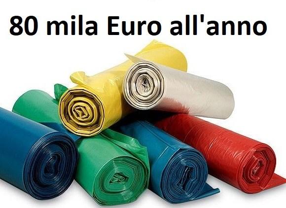Grumo Nevano, rifiuti: 80 mila euro all'anno per le buste non distribuite. Di Bernardo faccia rispettare il capitolato d'appalto