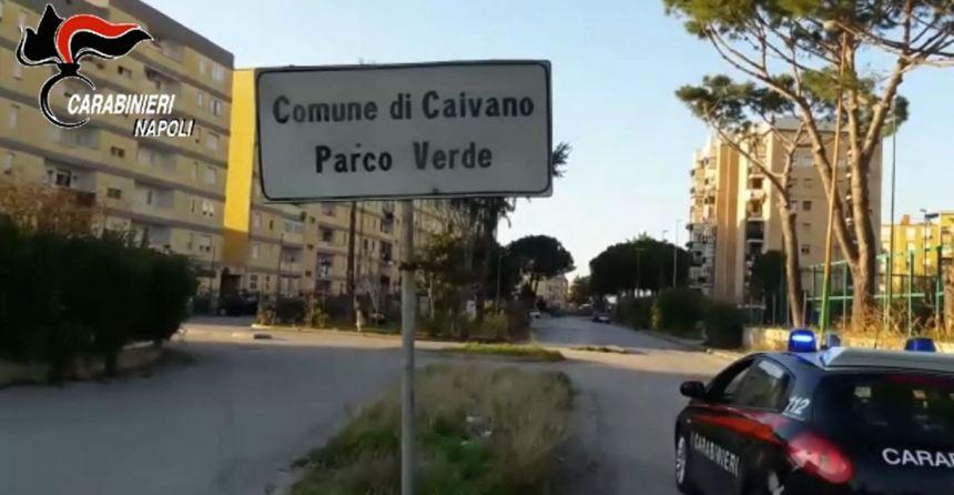 Caivano, il regno della droga creato nel Parco Verde dal clan Sautto – Ciccarelli.  60 mila euro al mese per una piazza di spaccio. I nomi degli arrestati