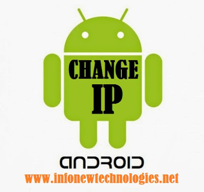 How to change IP Address on Android And iOS With Apps | INFO