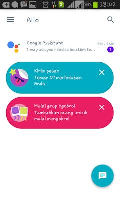 Google Allo, New Messenger from Google