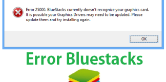 Fix Bluestacks Error