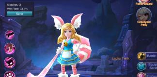 Nana Hero Guide, nana hero