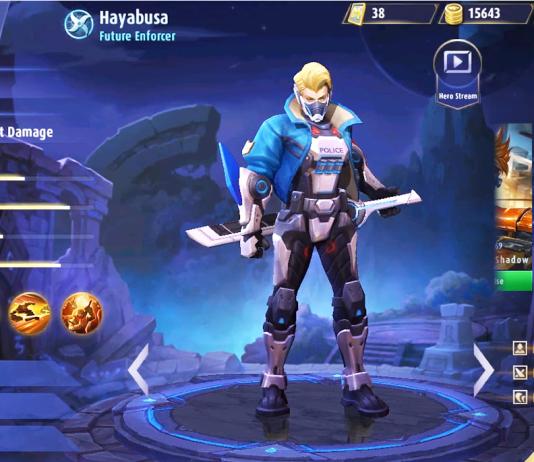hayabusa hero guide