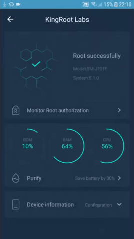 Root Android Using Kingroot