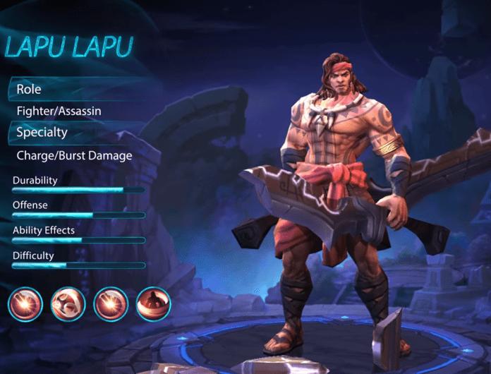 Lapu-Lapu Hero Guide