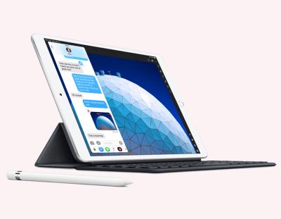 Apple serial number on iPad