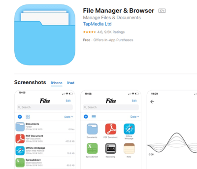 Best File Transfer Apps for iPhone