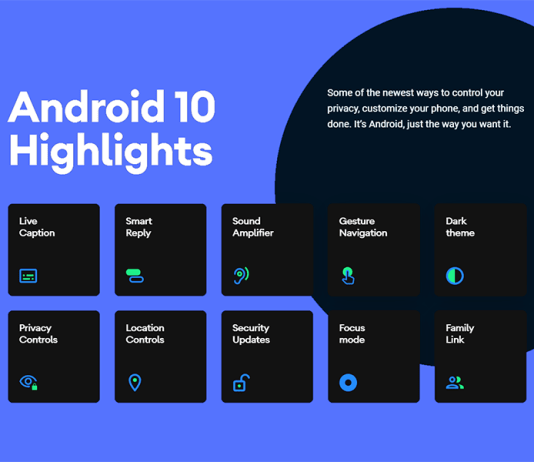 Android 10 Cool Features