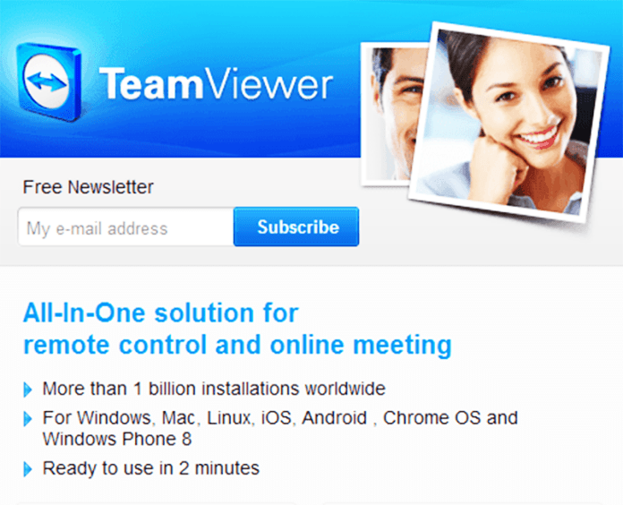 How to use TeamViewer