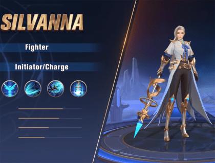Silvanna hero guide