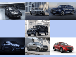Best SUV Cars 2020