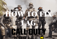 Fix Lag in Call of Duty Mobile