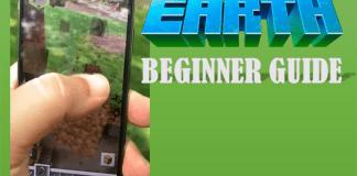 Minecraft Earth Beginner Guide