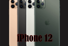 iPhone 12 will release