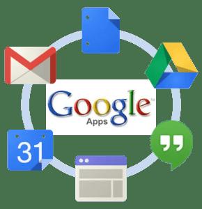 Google Apps: Como funciona?