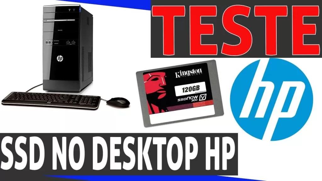 SSd em um computador antigo: Vale a pena?