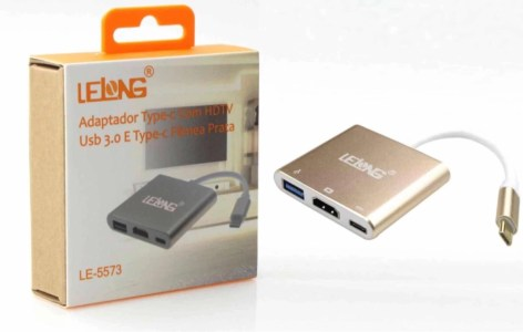 adaptador USB HDMI LELONG