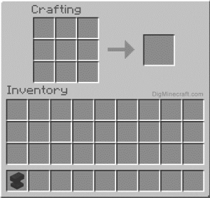 Move the Anvil to Inventory