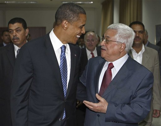 Abbas e Obama