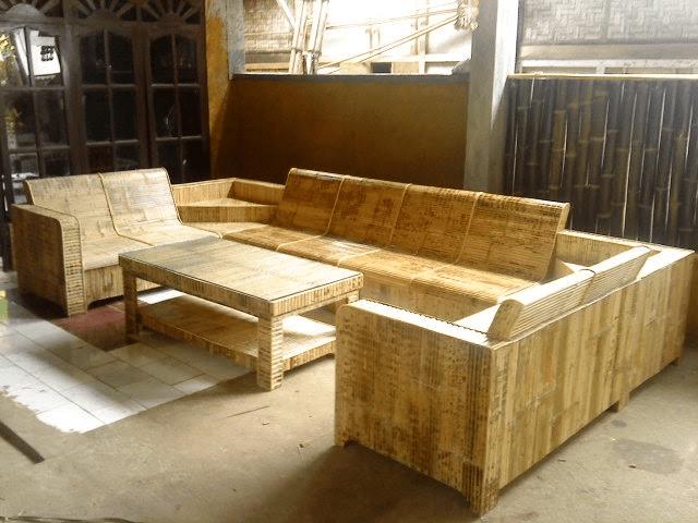 Analisa Peluang Usaha Kerajinan Bambu dan Aneka Jenisnya