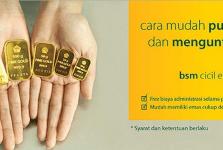 cicil emas di bank bsm