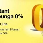 Dana Instant Bank Danamon, Pinjaman Uang Tanpa Agunan