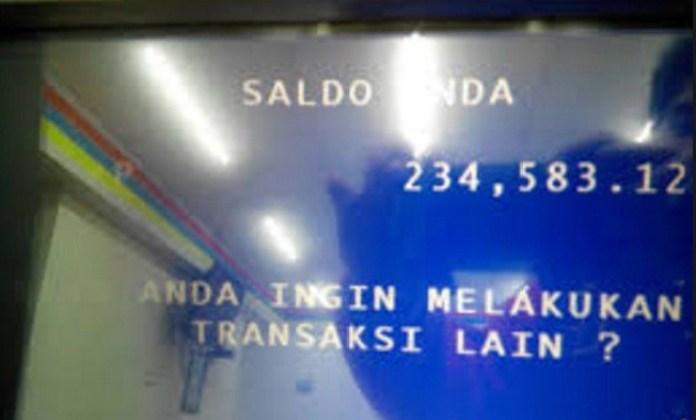 Saldo Bank BRI