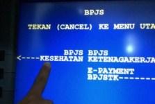 bayar bpjs lewat atm mandiri