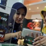 Mandiri e-Money Melalui Indomaret