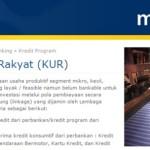 Cara Mengajukan Permohonan Kredit Usaha Rakyat (KUR) Bank Mandiri