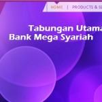 Buka Tabungan Utama iB Bank Mega Syariah