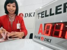 Teller Bank DKI Deposito