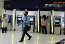 Mesin ATM Bank Mandiri