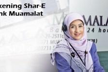 Tabungan Shar-E Bank Muamalat