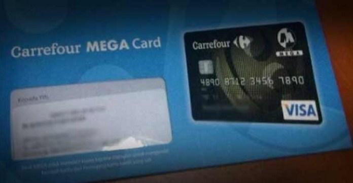 Kartu Kredit Bank Mega