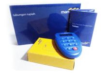 Toket Bank Mandiri