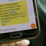 Format Transfer SMS Banking Bank BNI Lengkap